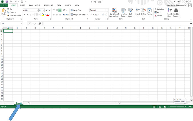 2016 Excel Worksheet : Track your monthly operating expenses with an excel
