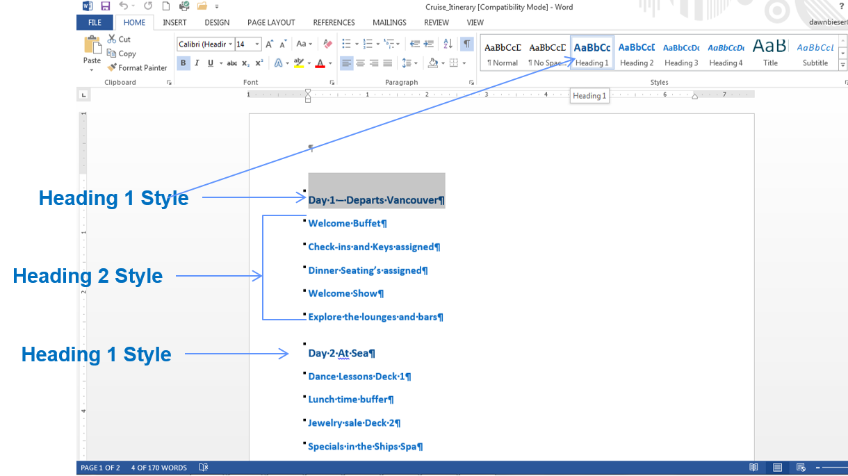 how to import slides from a word outline into powerpoint office