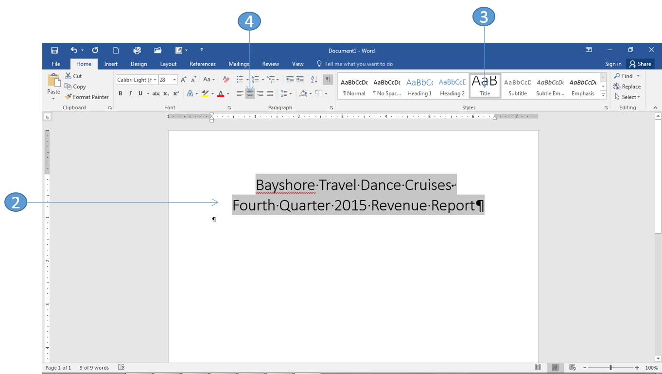 How to Link and Embed Excel Charts in Word 2016 - Office