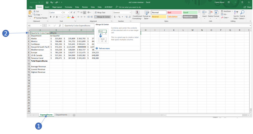 how to make labels from an excel spreadsheet 2016
