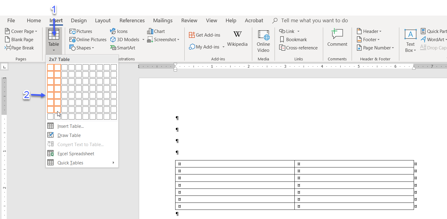 create a resume in ms word archives