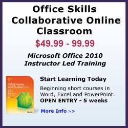 Office Skills Online Courses