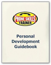 Phone Skills Trainer Personal Development Guidebook